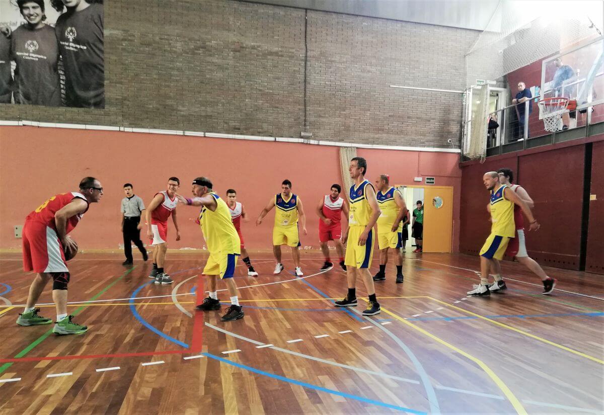 Diversa sort pels equips de bàsquet en la jornada de valoració