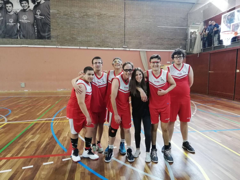Equip A de bàsquet @ Pavelló Esportiu Municipal Sant Cugat