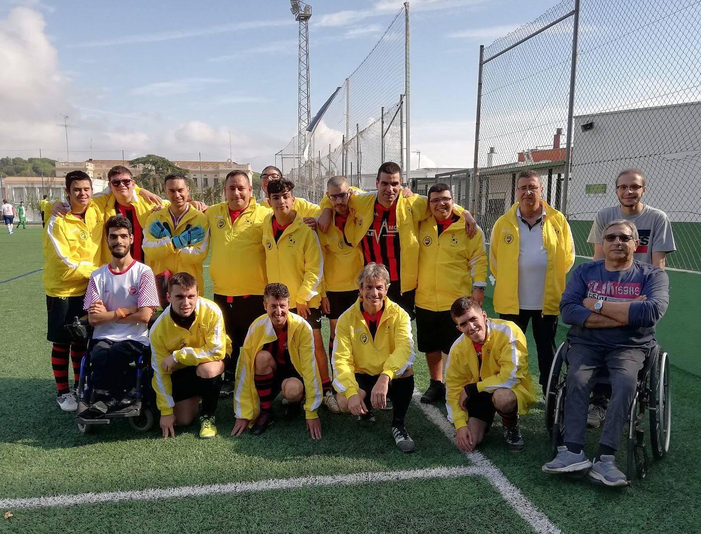 Equip futbol 7 HORITZÓ-CAN MIR @ 08907 L'Hospitalet de Llobregat, Barcelona